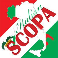 Italian Scopa Boardgame