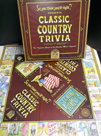 Classic Country Trivia